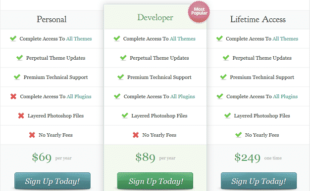 elegant-themes-pricing