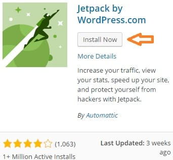 jetpack-install-activate
