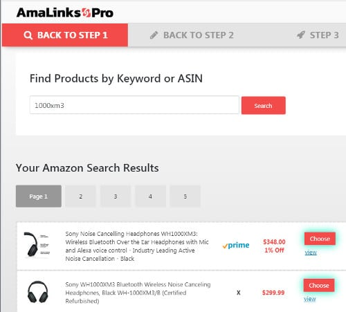 amalinks-pro-review-step-1